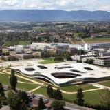 The EPFL building