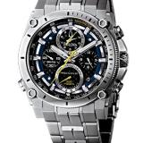 The Precisionist chronography by Bulova
