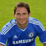 Chelsea and England midfielder Frank Lampard, new brand ambassador for Rotary watches