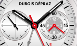 A new integrated chronograph by Dubois Dépraz