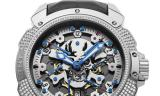 Pierre DeRoche's explosive new watch