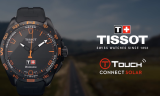 Introducing the first connected watch by Tissot