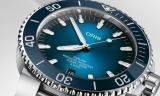 Oris: the new Calibre 400 equips a first model