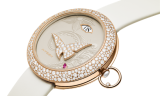 Hysek unveils Kalysta, its first jewellery-watch creation