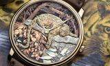 Métiers d'art: Blancpain presents the Formosa Clouded Leopard