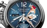 Graham gets nostalgic with the Chronofighter Vintage Nose Art