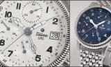 Tutima: The New Flieger Chronograph