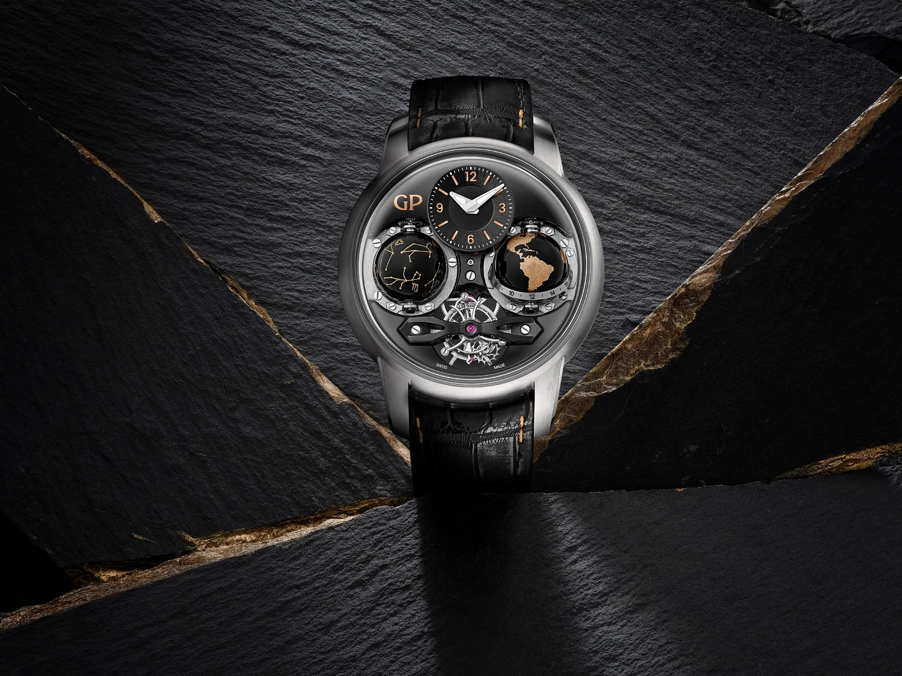 The cosmic attraction of watchmaking
