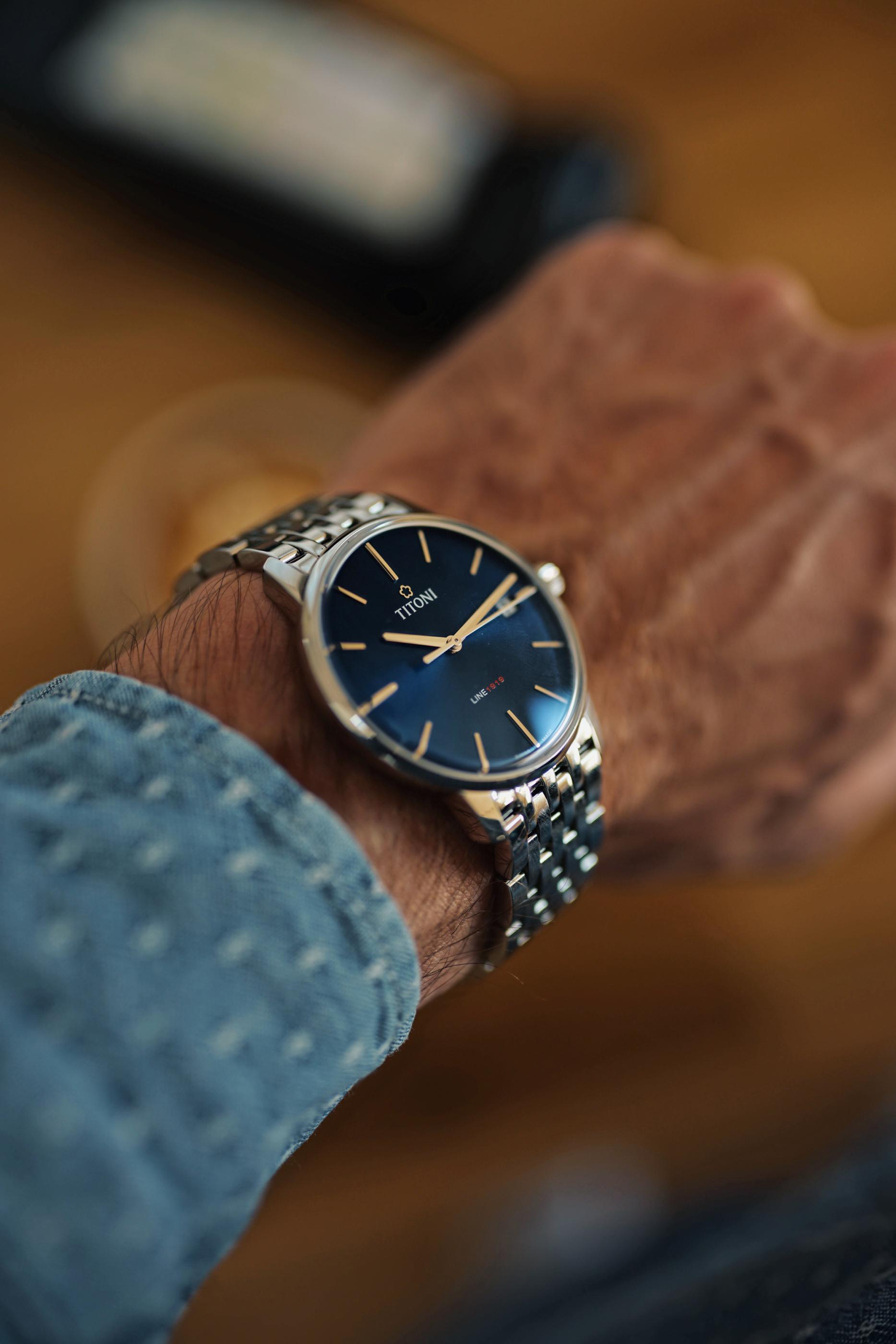 Titoni, the most Chinese of traditional Swiss watchmakers