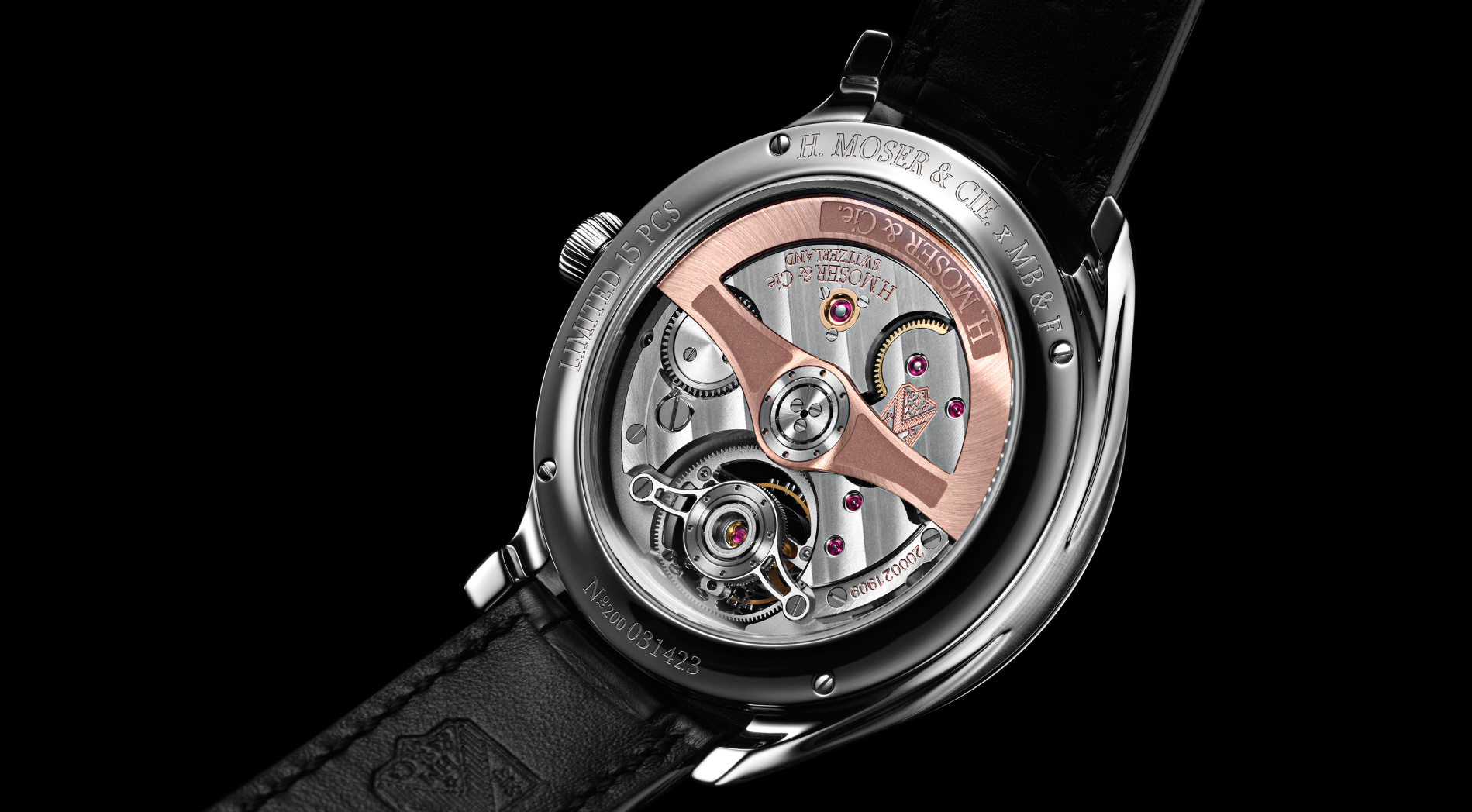 H. Moser & Cie. × MB&F