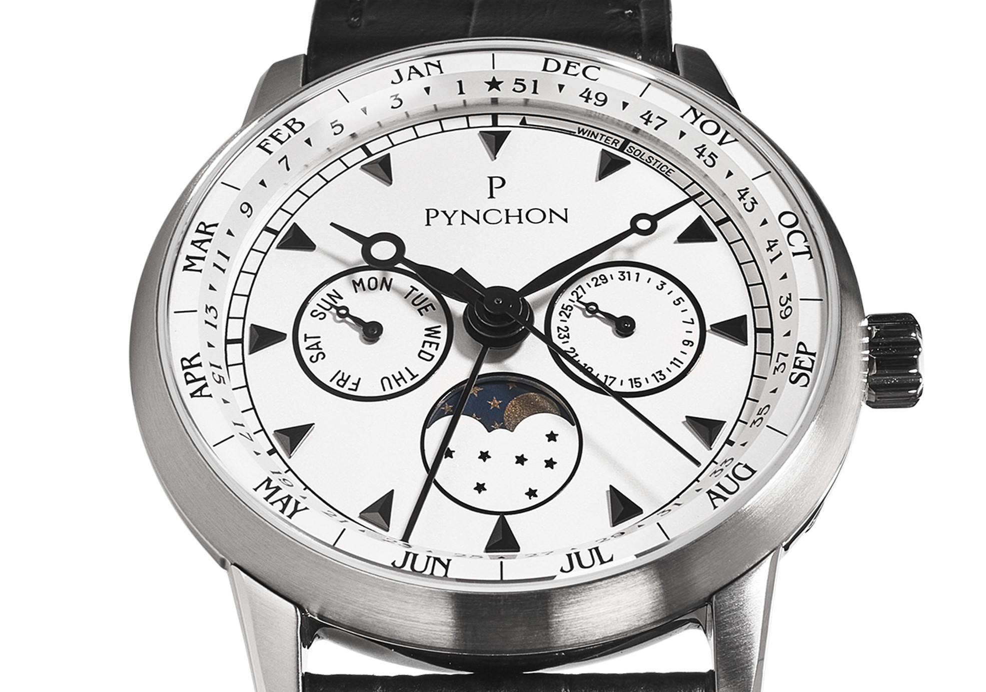 Pynchon Watches debuts Negotium collection