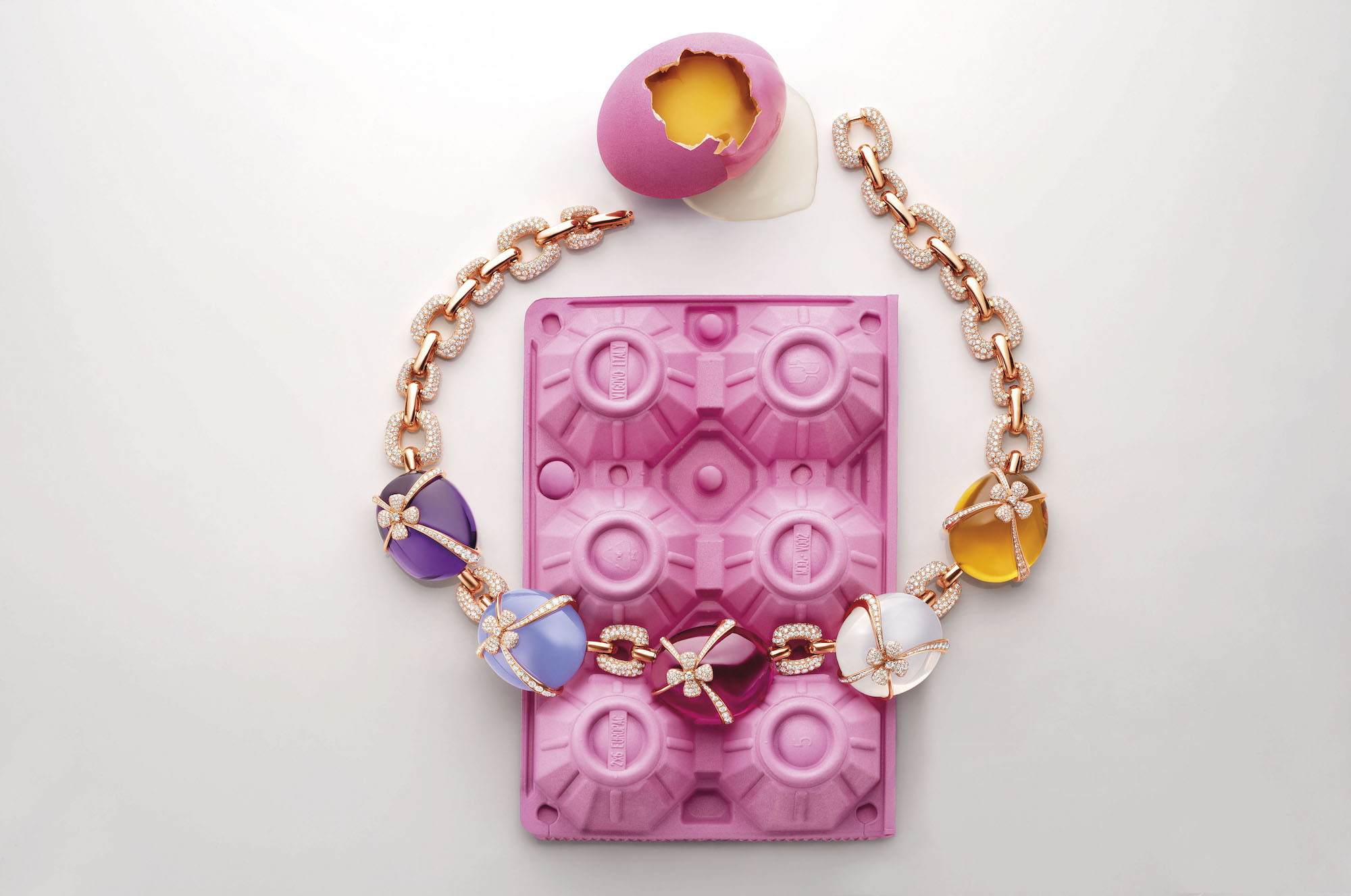 Bulgari and the classical '80s