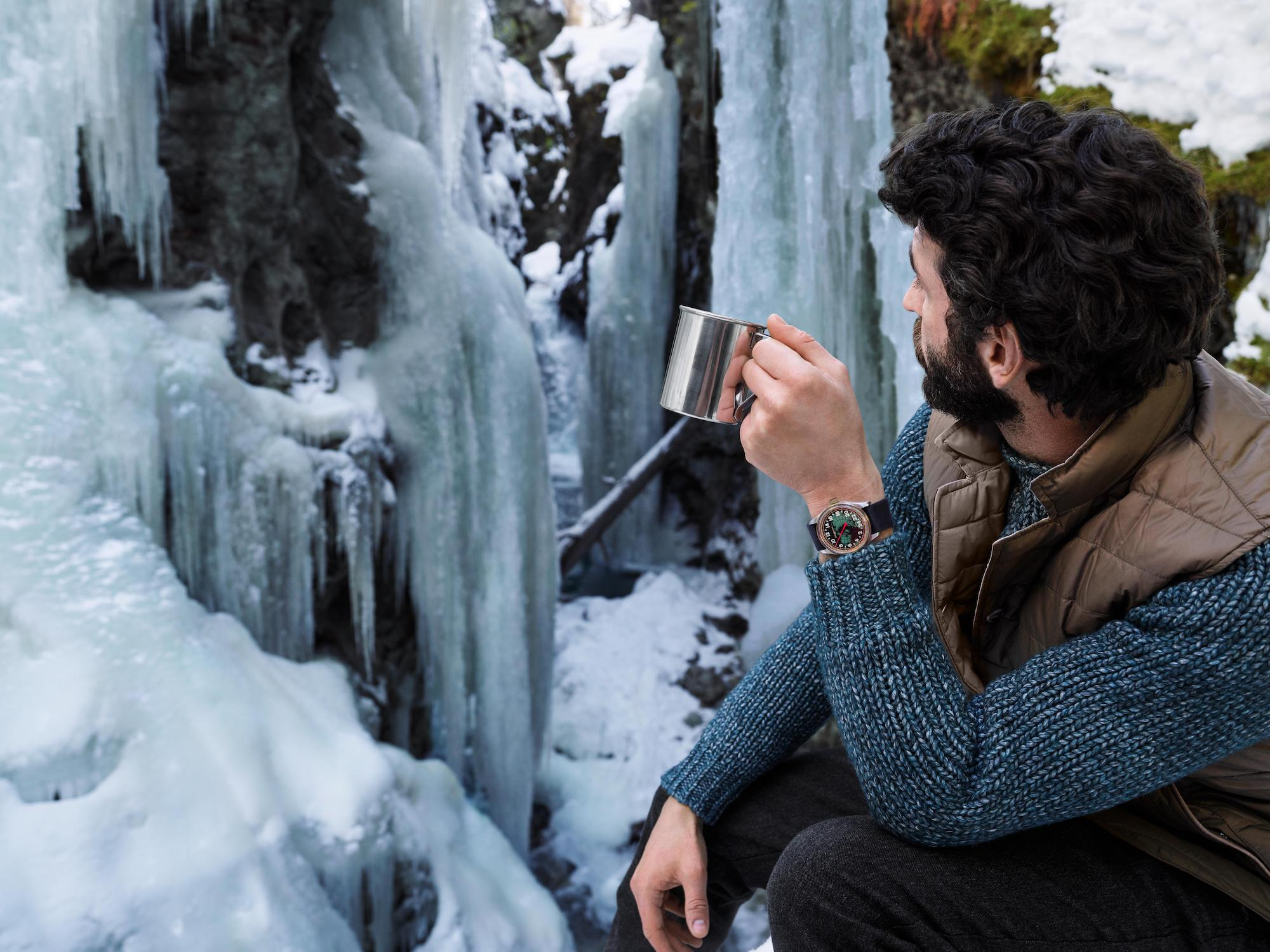 Montblanc's icy dream