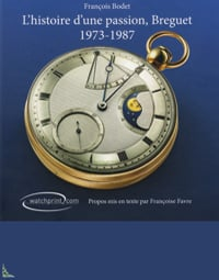 BREGUET, THE STORY OF A PASSION 1973 – 1987