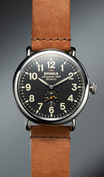 Shinola: Built in Detroit