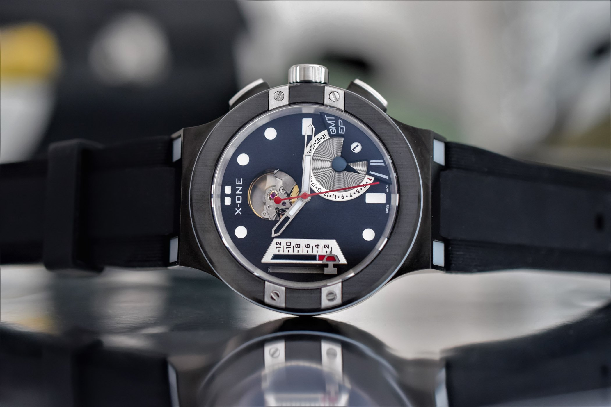 Mechanical smartwatches