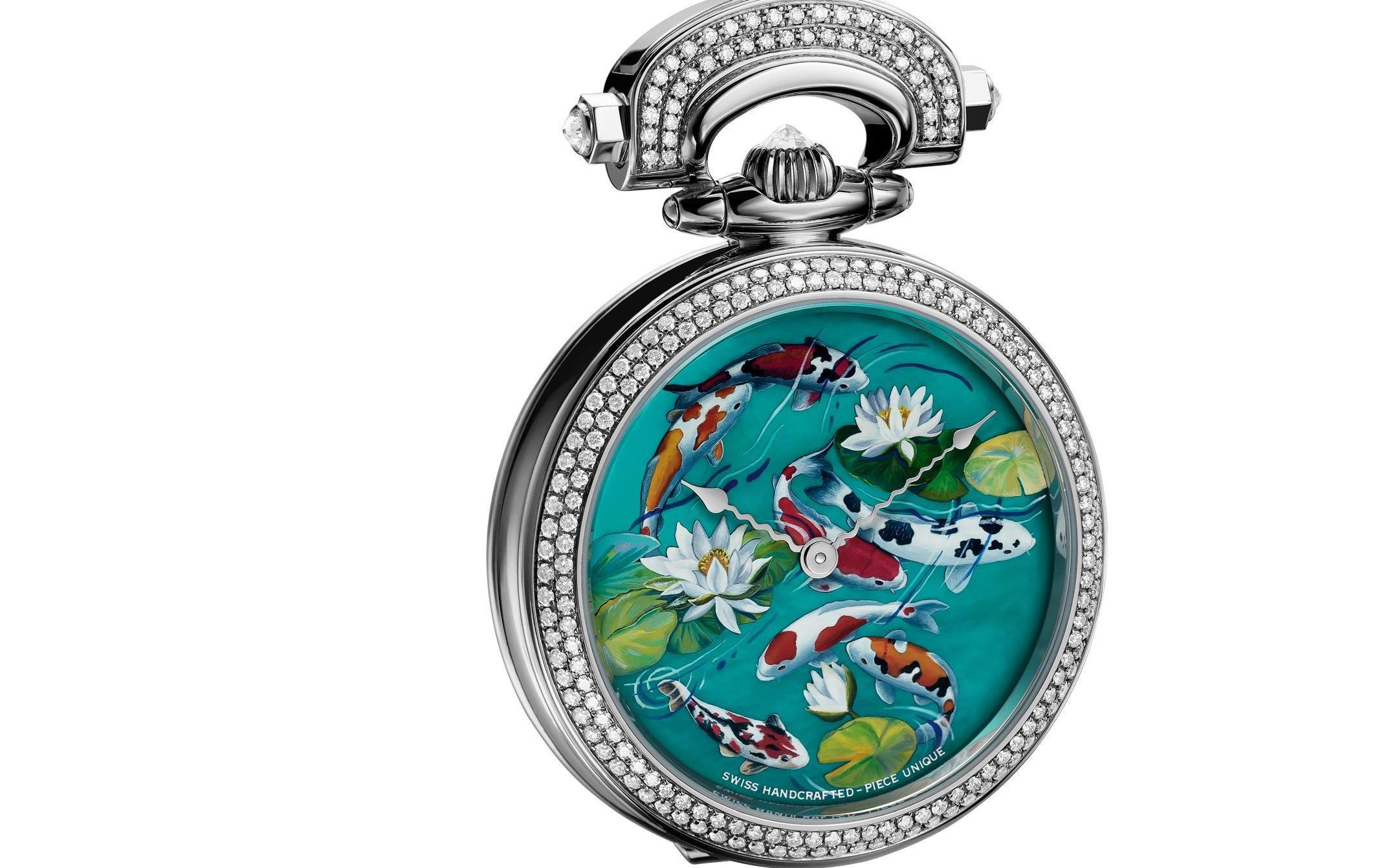 How China fell in love with watchmaking