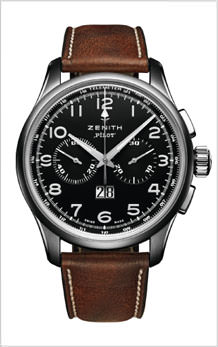 PILOT BIG DATE SPECIAL by Zenith