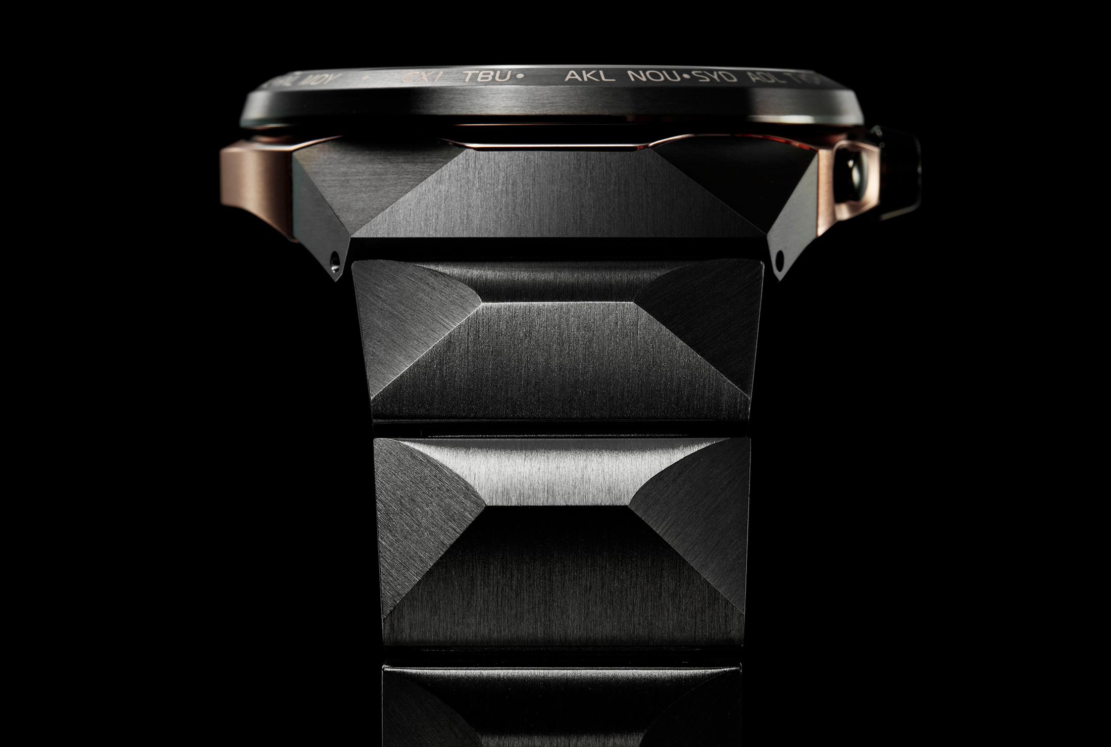 Citizen: the titan of titanium
