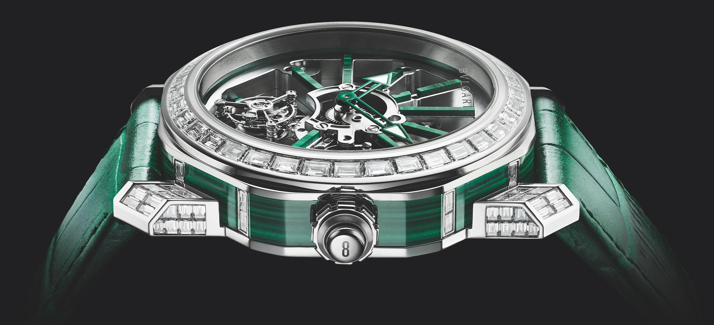 Bulgari: new Octo and Serpenti models