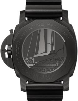 Panerai Submersible Luna Rossa