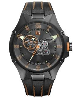 Franck Dubarry Crazy Wheel 2 Gravitational GMT