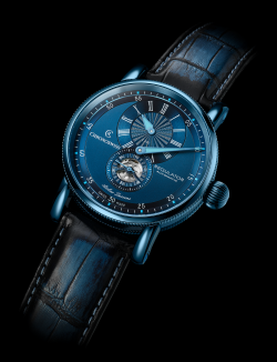 Chronoswiss Regulator Classic Blue Steel