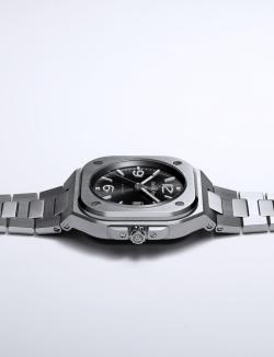 Bell & Ross BR 05 Black Steel