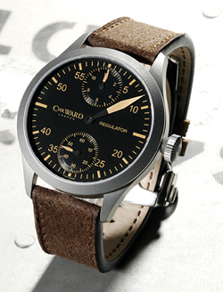 The C8 Regulator by Christopher Ward
