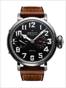 PILOT MONTRE AERONEF TYPE 20 by Zenith