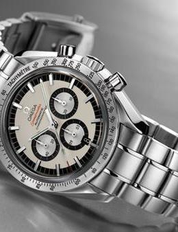 "SPEEDMASTER ""THE LEGEND"" COLLECTION by Omega"