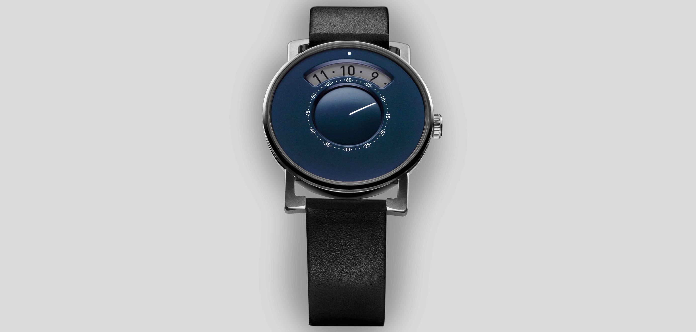 Introducing the MIH Gaïa watch