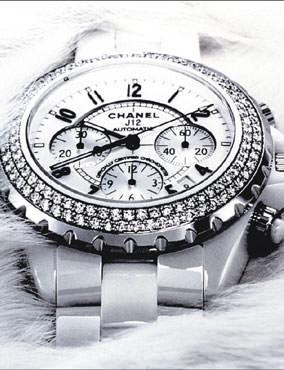 J12 CHRONOGRAPH by Chanel