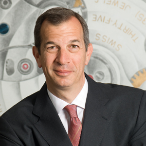 Philippe Léopold-Metzger, Piaget's CEO