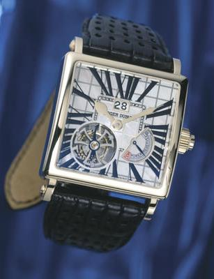 GOLDENSQUARE COLLECTION by Roger Dubuis