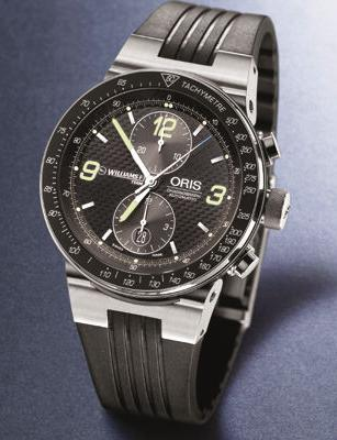 WILLIAMS F1 TEAM CHRONOGRAPH by Oris