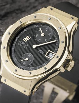 REGULATEUR by Hublot