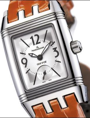 REVERSO GRAN SPORT DAME by Jaeger-LeCoultre