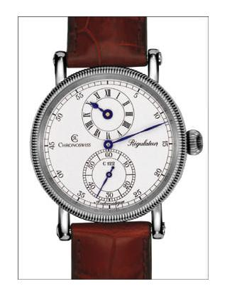 REGULATEUR by Chronoswiss