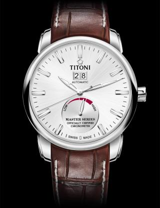 MASTER SERIES by Titoni