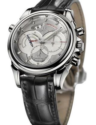 LIMITED EDITION DE VILLE RATTRAPANTE CHRONOGRAPH by Omega
