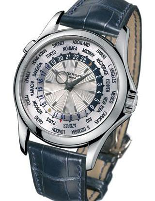 WORLD TIME by Patek Philippe