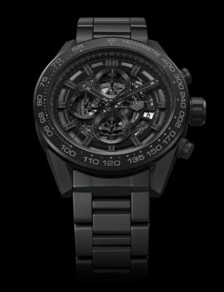 CARRERA HEUER-01 by TAG Heuer