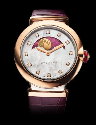 LVCEA MOON PHASES by Bvlgari