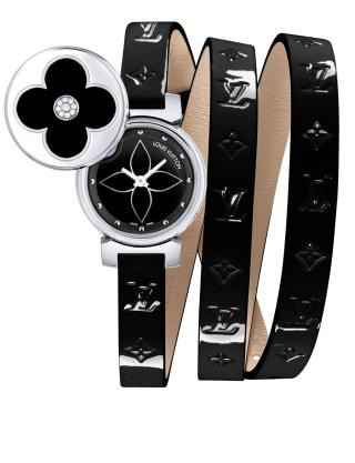 TAMBOUR BIJOU SECRET BLACK by Louis Vuitton