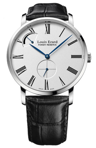 Louis Erard's Excellence Small Seconds Power Reserve