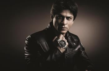 Actor Shah Rukh Khan, TAG Heuer ambassador in India