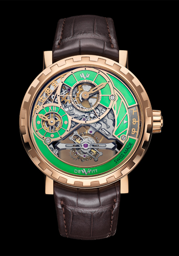 Academia Grand Tourbillon (Green)