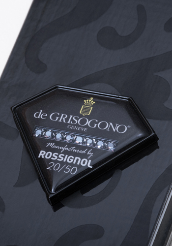 Hit the Slopes with Style - de Grisogono Partners with Rossignol