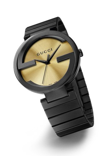 Gucci Grammy® Interlocking Watch with Grammium dial